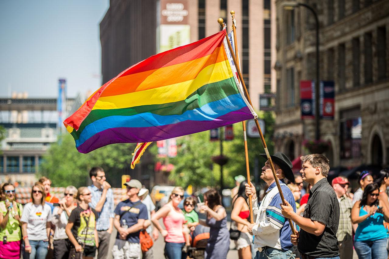I morgon är det återigen dags för Prideparaden