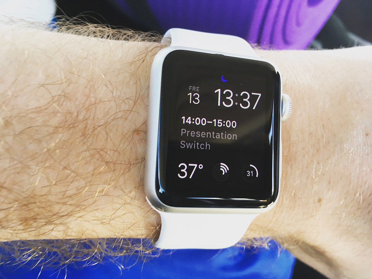 Kommer man att kunna använda nästa Apple Watch utan en iPhone?