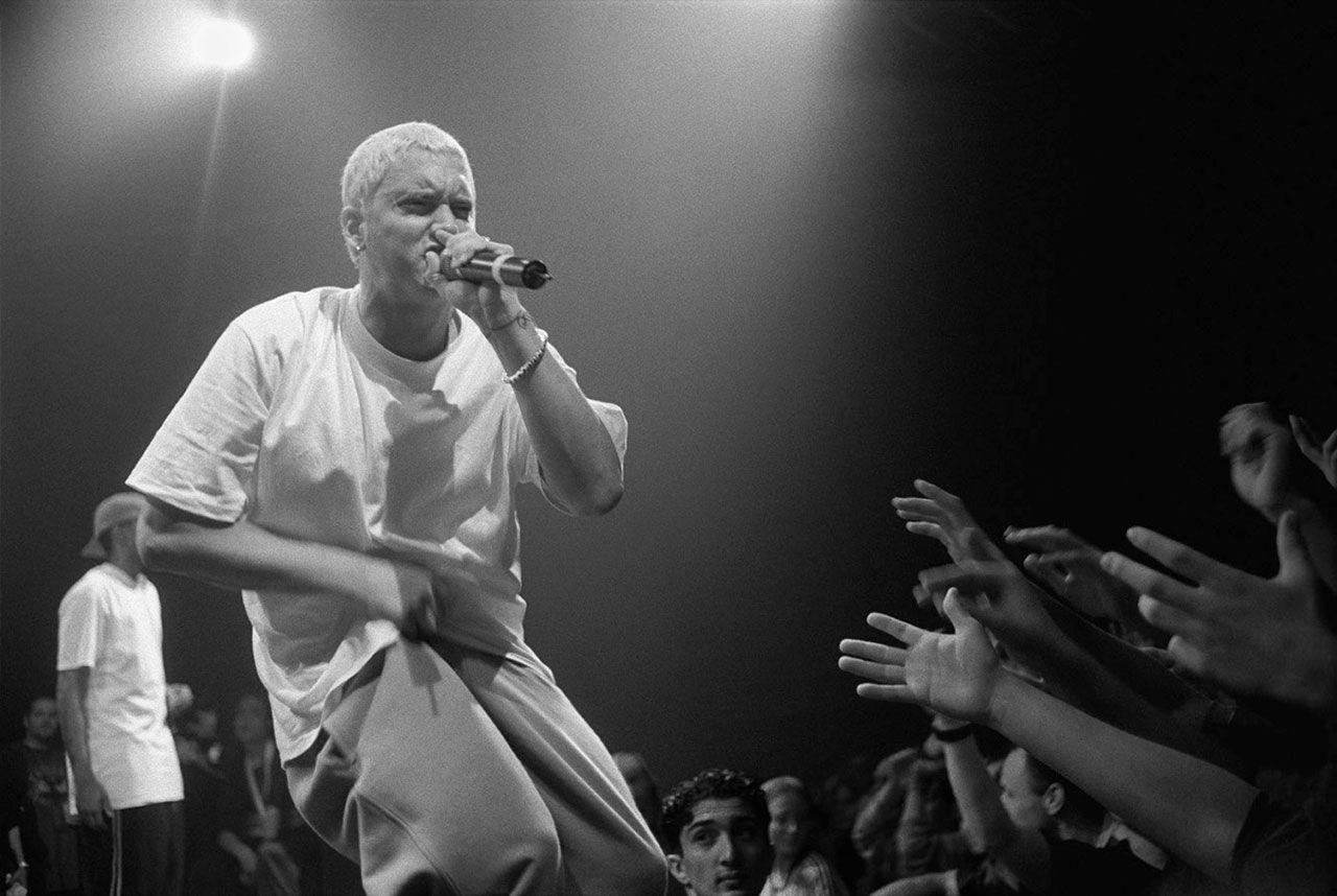 Eminem kanske släpper nytt album i år