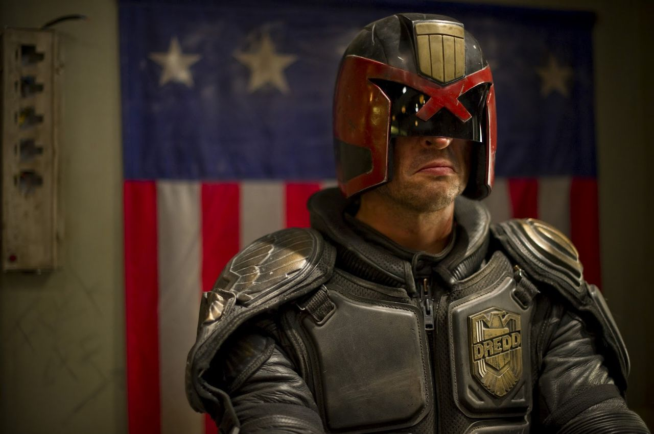 Karl Urban kan hoppa på Judge Dredd: Mega City One