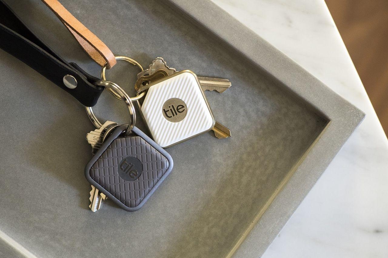 Nya Tile Pro låter dig hitta nycklarna från 60 meter