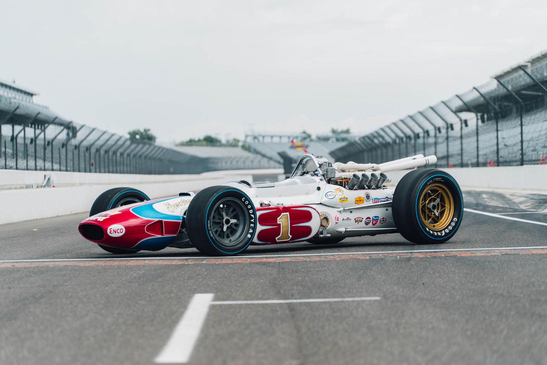 Lotus 34 från 1964 till salu