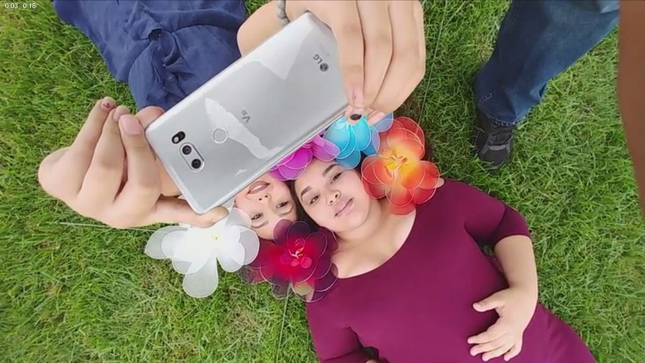 Fler bilder på LG V30 läcker