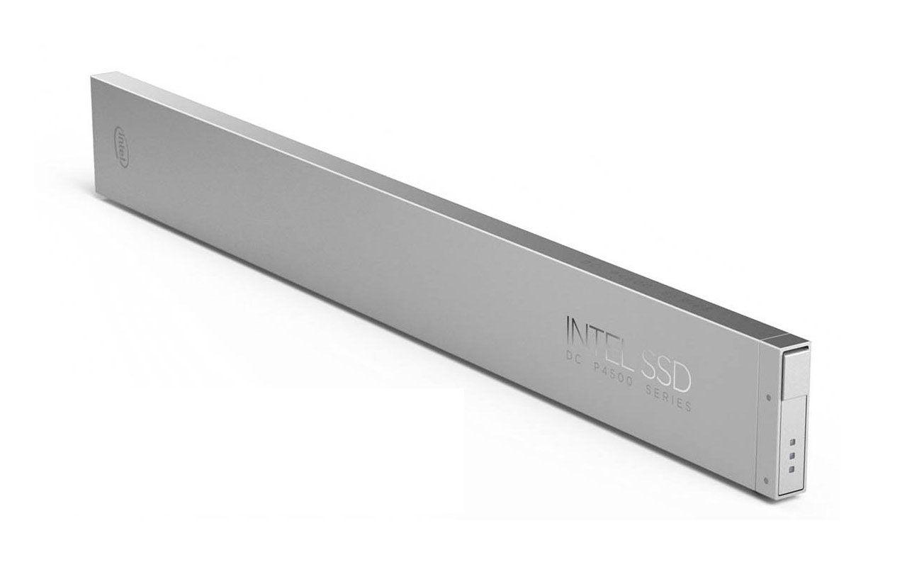 Intels nya SSD-diskar ser ut som linjaler