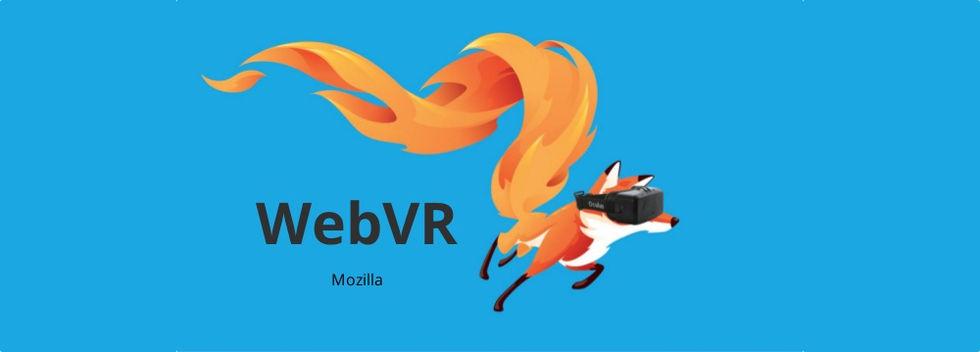 Firefox har fått stöd för WebVR
