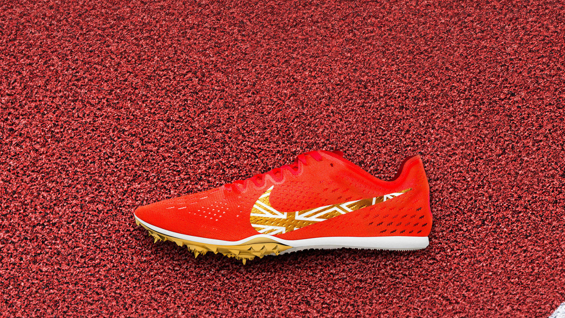 Skor inspirerade av långdistanslöparen Mo Farah