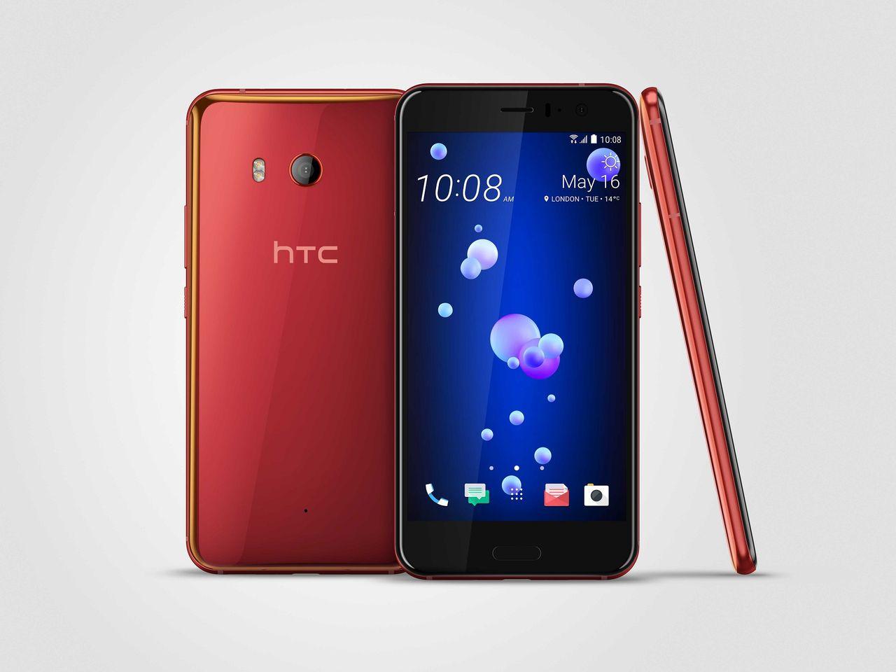 HTC U11 får Bluetooth 5.0-stöd med Android O-uppdatering