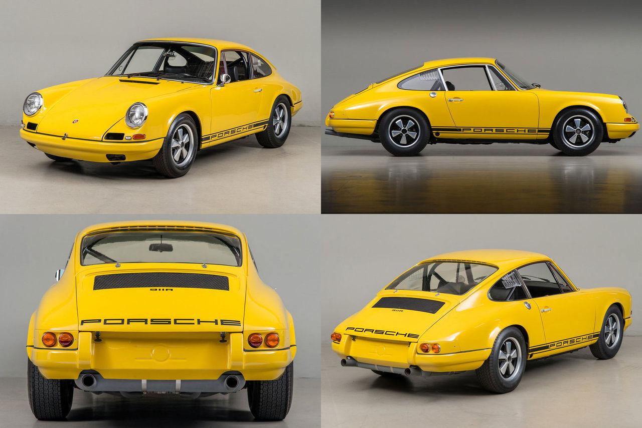 Prototyp av Porsche 911 R till försäljning