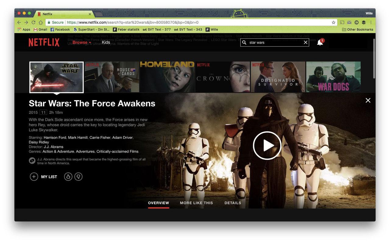 Netflix kanske får behålla Star Wars- och Marvel-filmerna