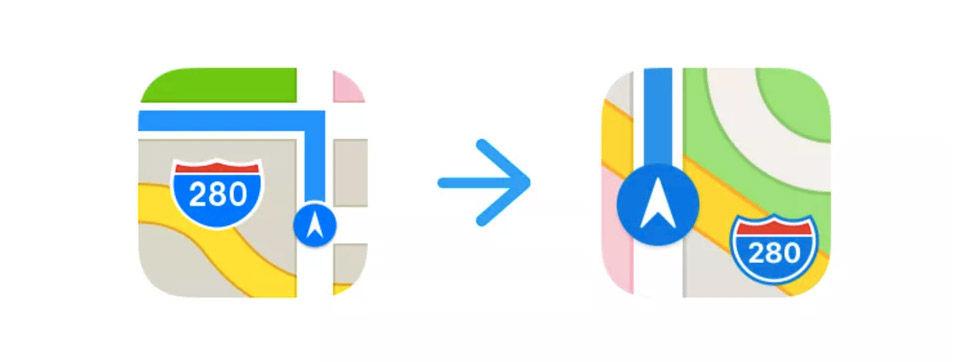 Apple fixar lite nya ikoner till iOS