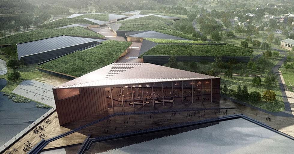 Världens största datacenter ska byggas i Norge