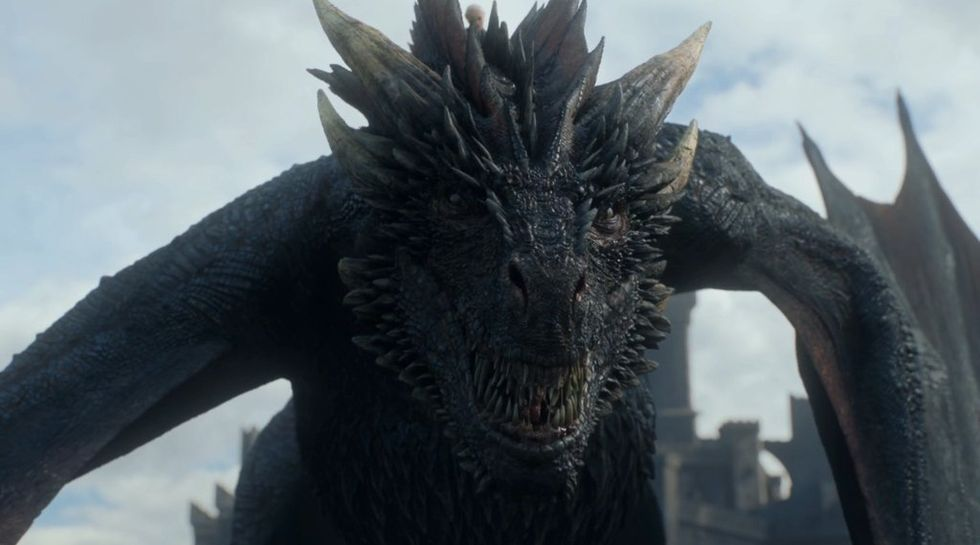 Game of Thrones S07E06 har läckt ut