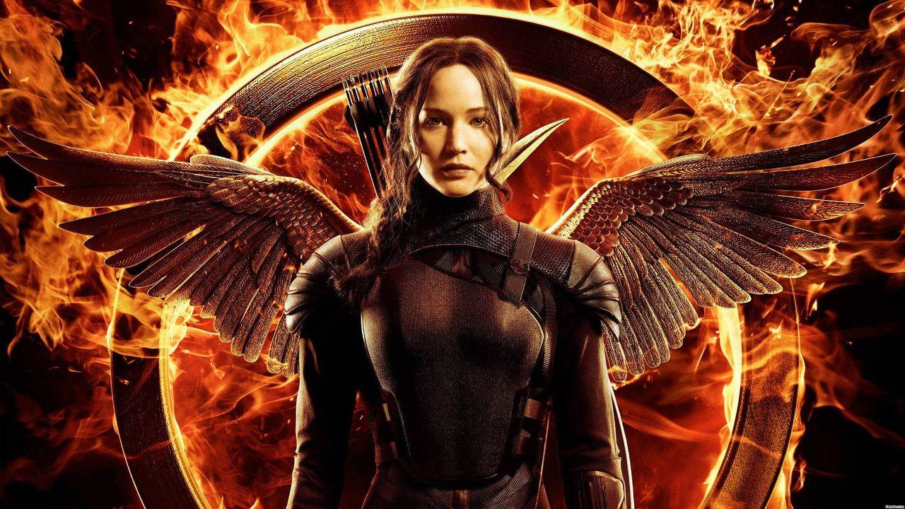 Nöjesfält baserat på Hunger Games och andra filmer på gång
