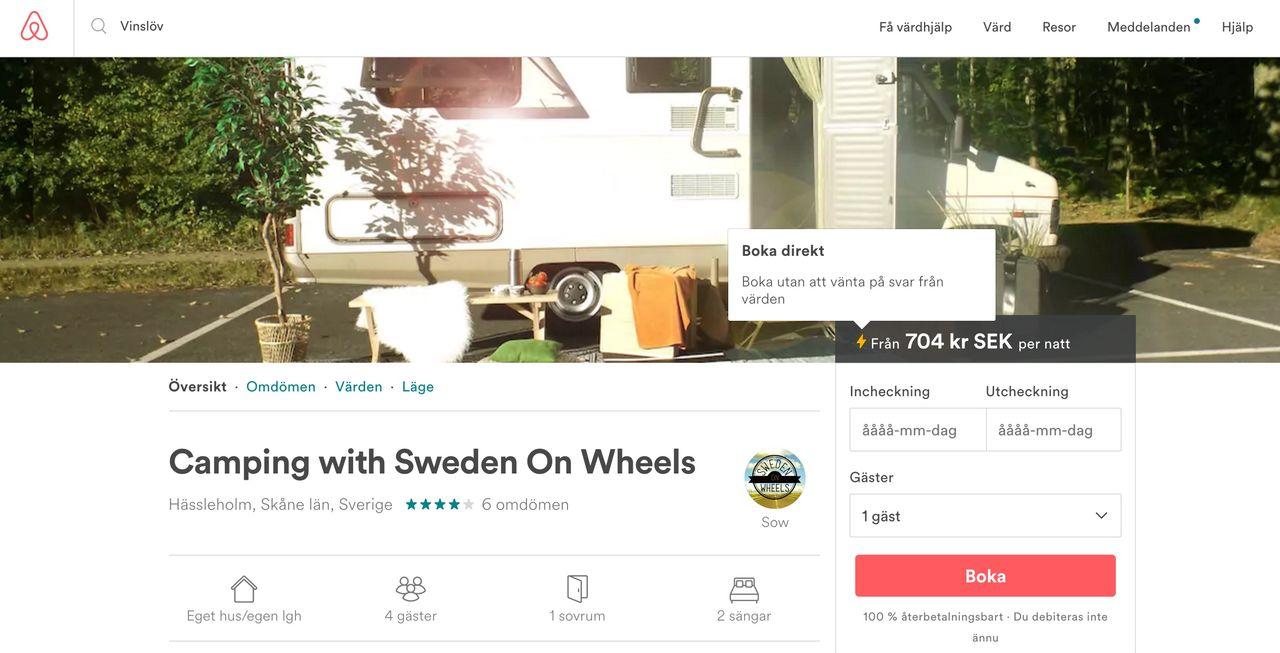 Skatteverket har hittat många Airbnb-skattefuskare