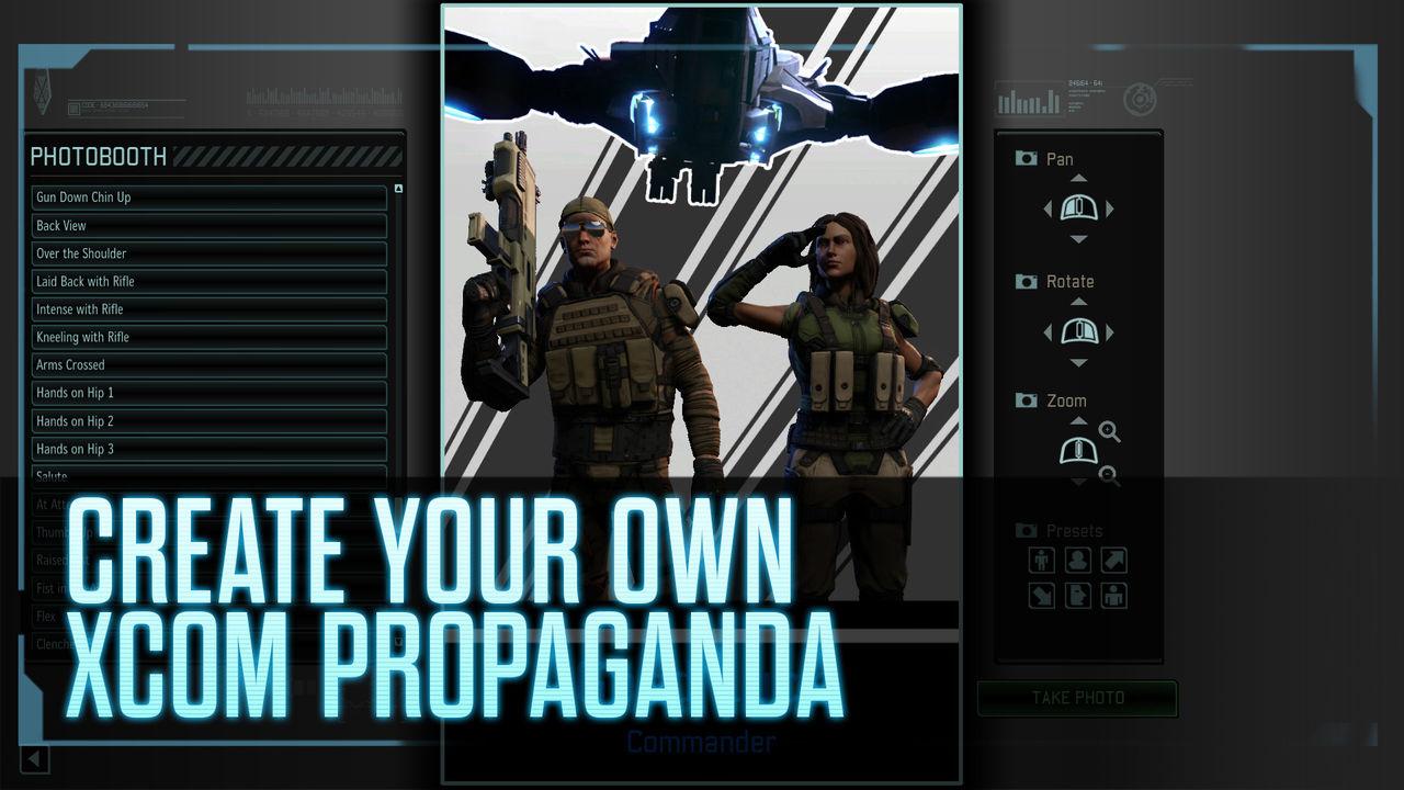 Firaxis släpper Propaganda Center till XCOM 2