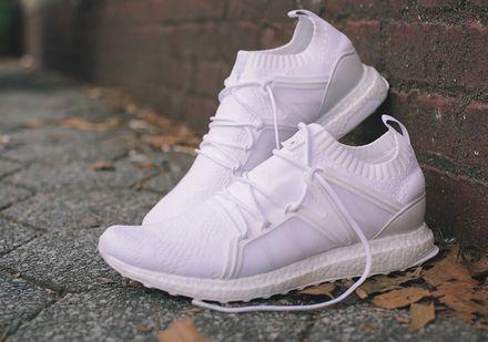 Adidas visar nedbrytningsbar sko. Ska börja säljas nästa år