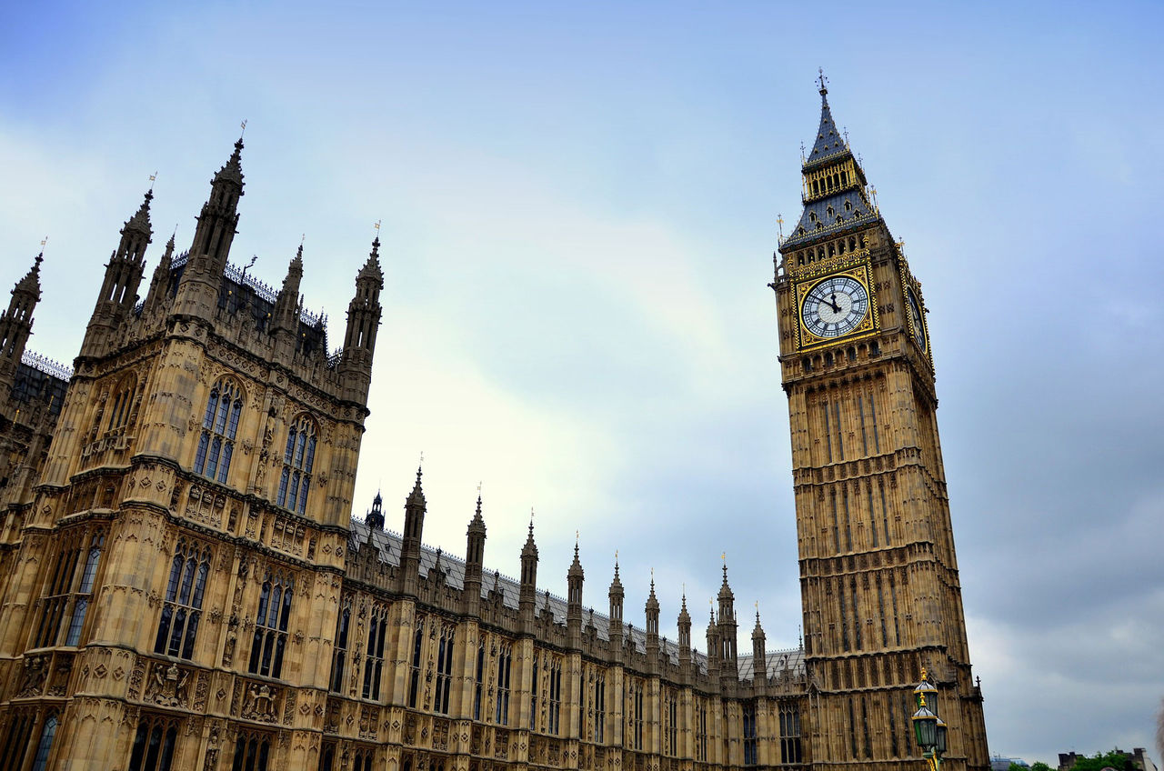 Big Ben kommer att tystna i fyra år