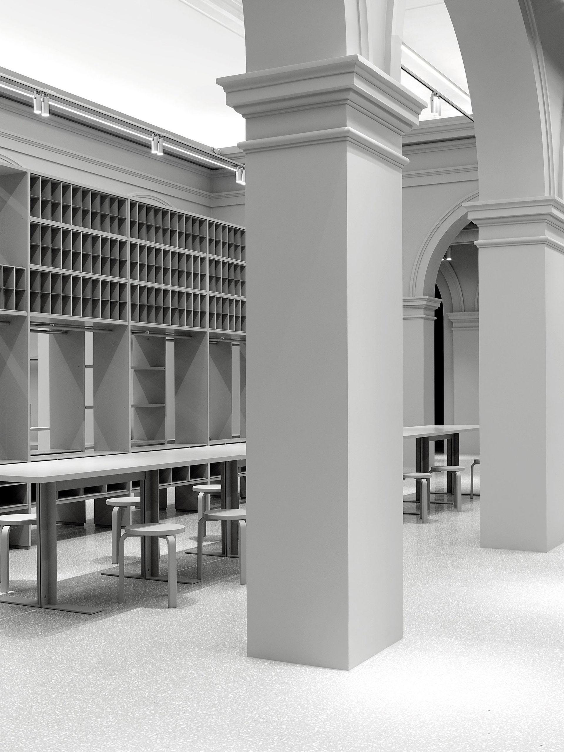 Så här ser Arkets Köpenhamnsbutik ut