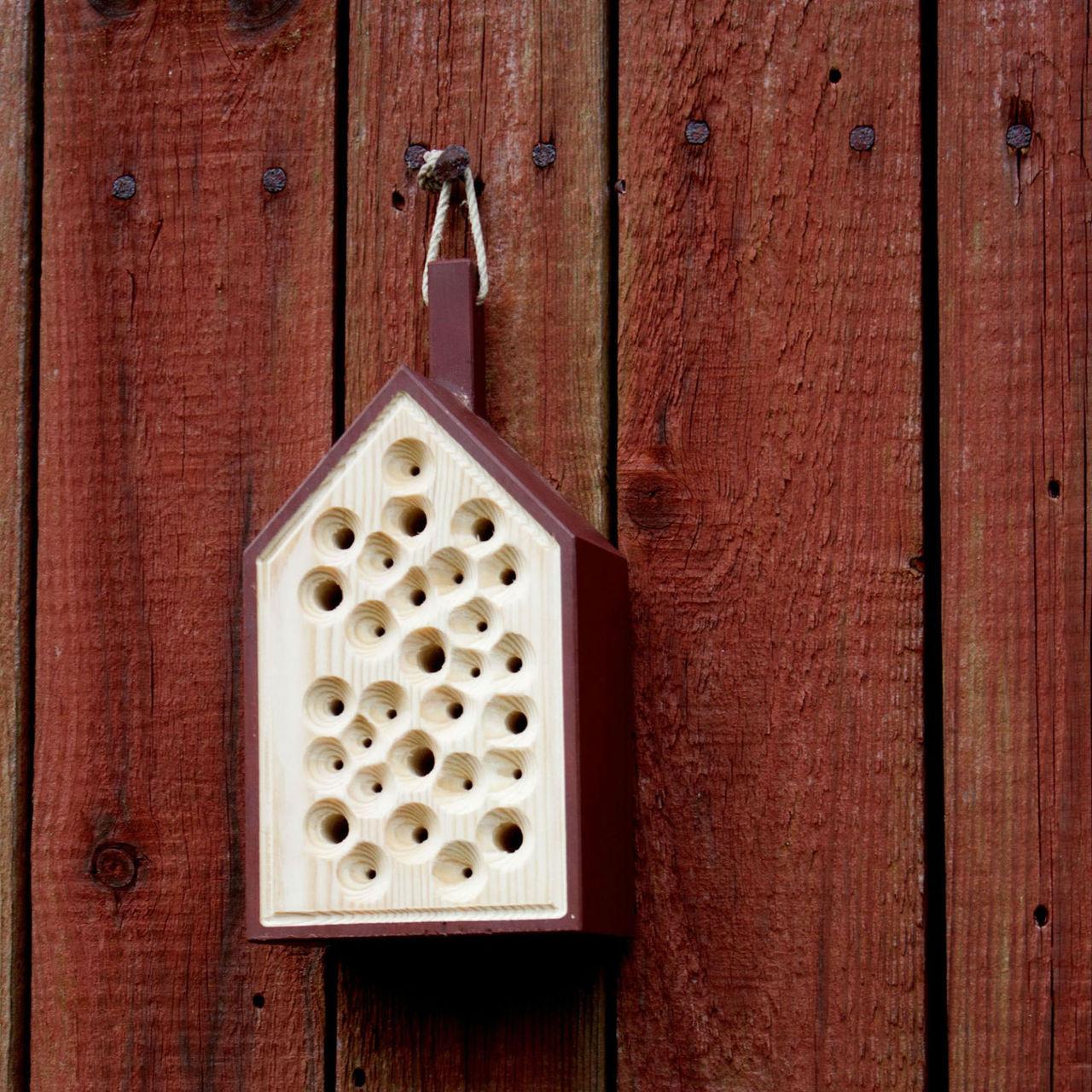 Vinterhotell för bin