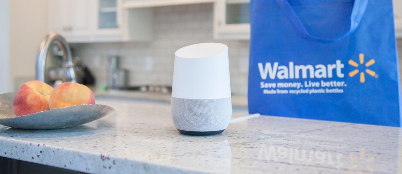 Walmart och Google börjar samarbeta i USA