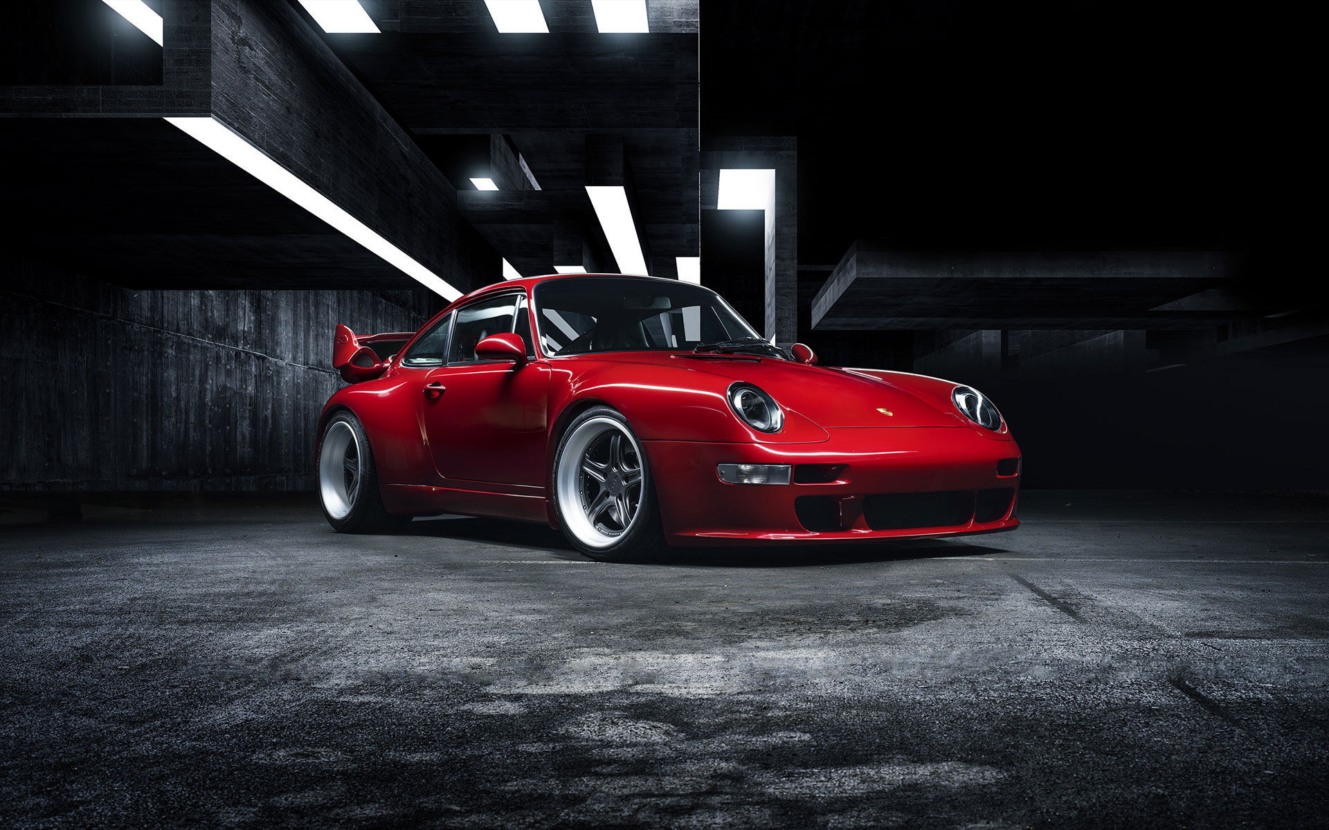 Den bästa sista riktiga Porschen?