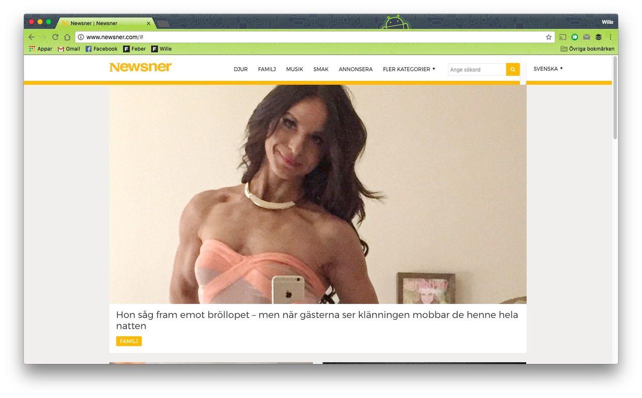Företaget bakom viral-sajten Newsner säljs
