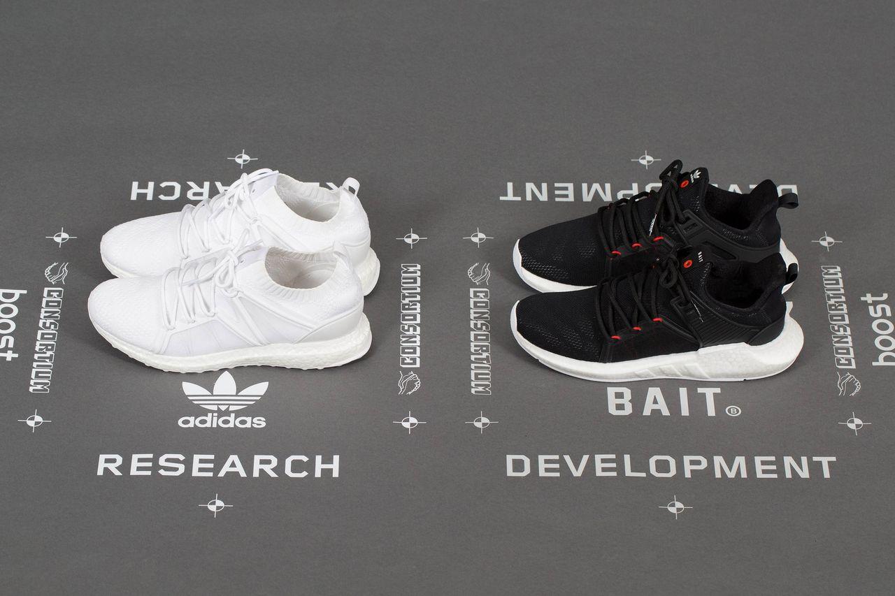 BAIT och Adidas Consortium släpper nytt 26 augusti