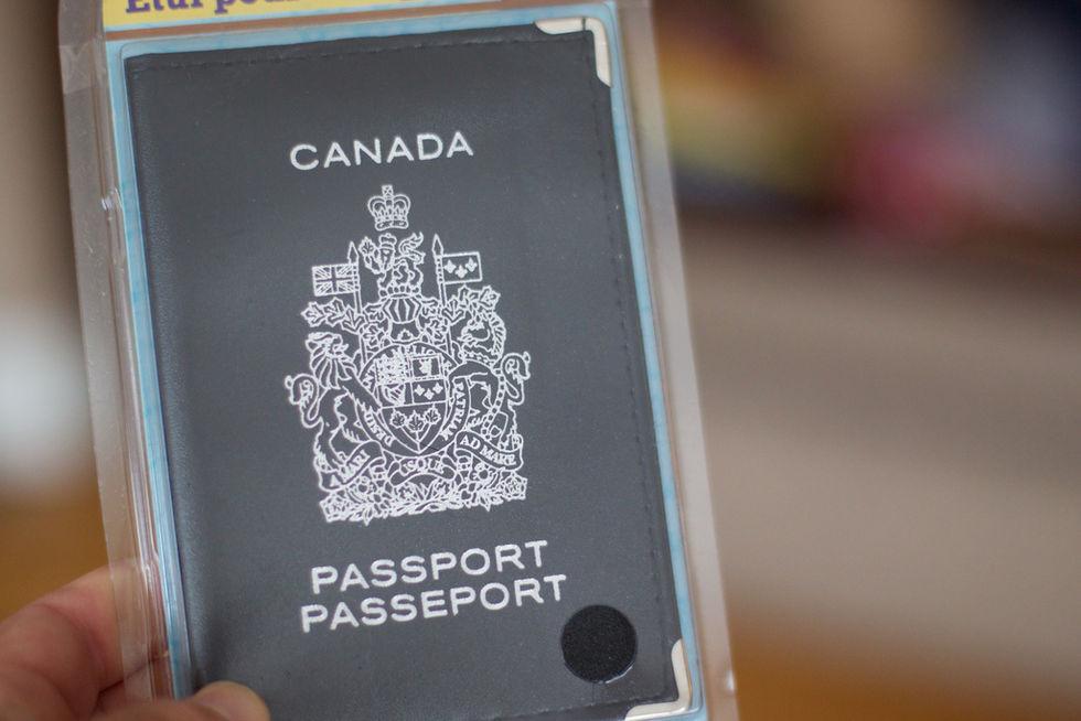 Kanada börjar med könsneutrala pass