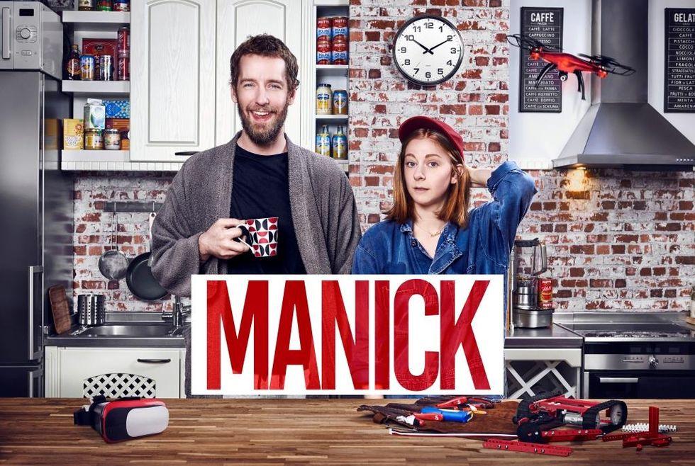 TV6 och Media Markt presenterar Manick