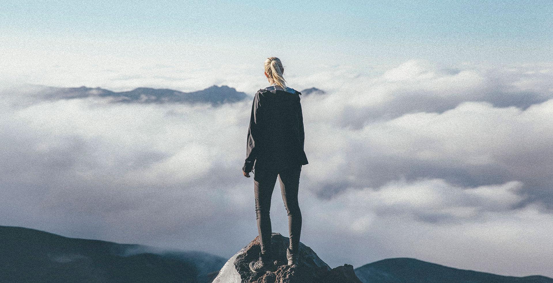 Emma ska klara alla Europas bergtoppar