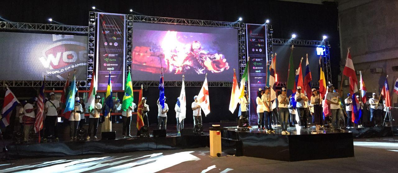 ESEN eSports ska sända IeSF World Championship