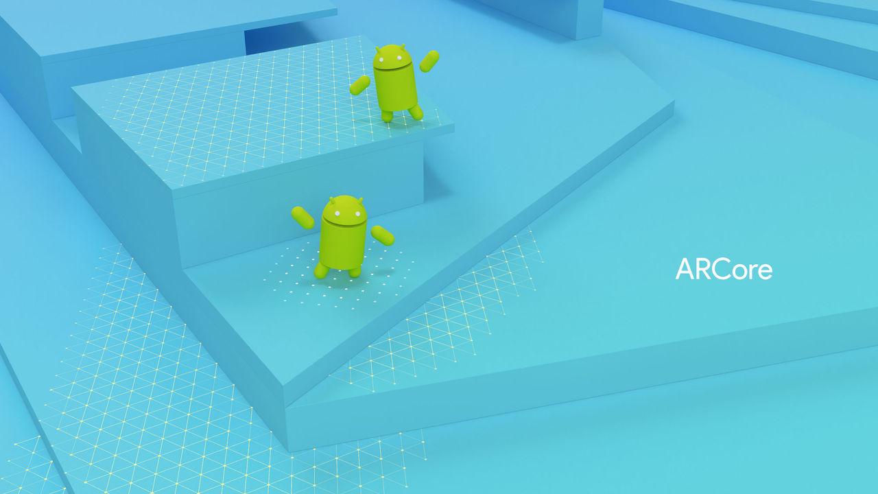 Google presenterar ARCore