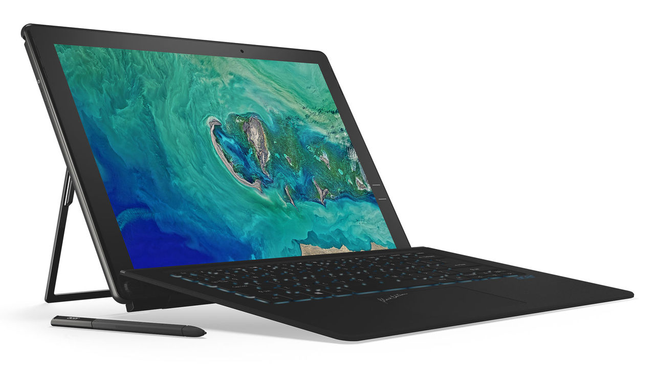 Acer presenterar Switch 7 Black Edition