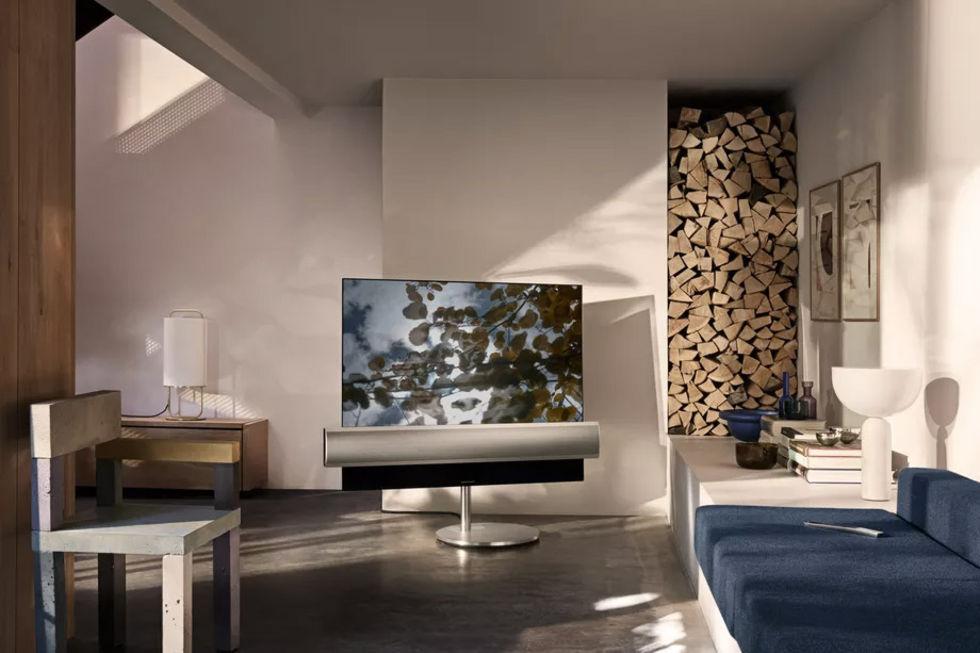 BeoVision Eclipse är Bang & Olufsen och LG:s första tv