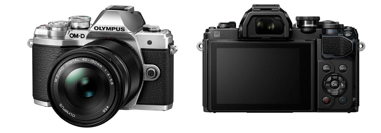 Olympus uppdaterar sin instegskamera med 4K