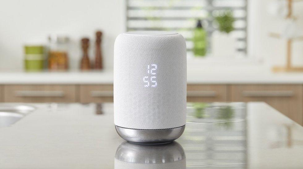 Sony presenterar högtalare med Google Assistant