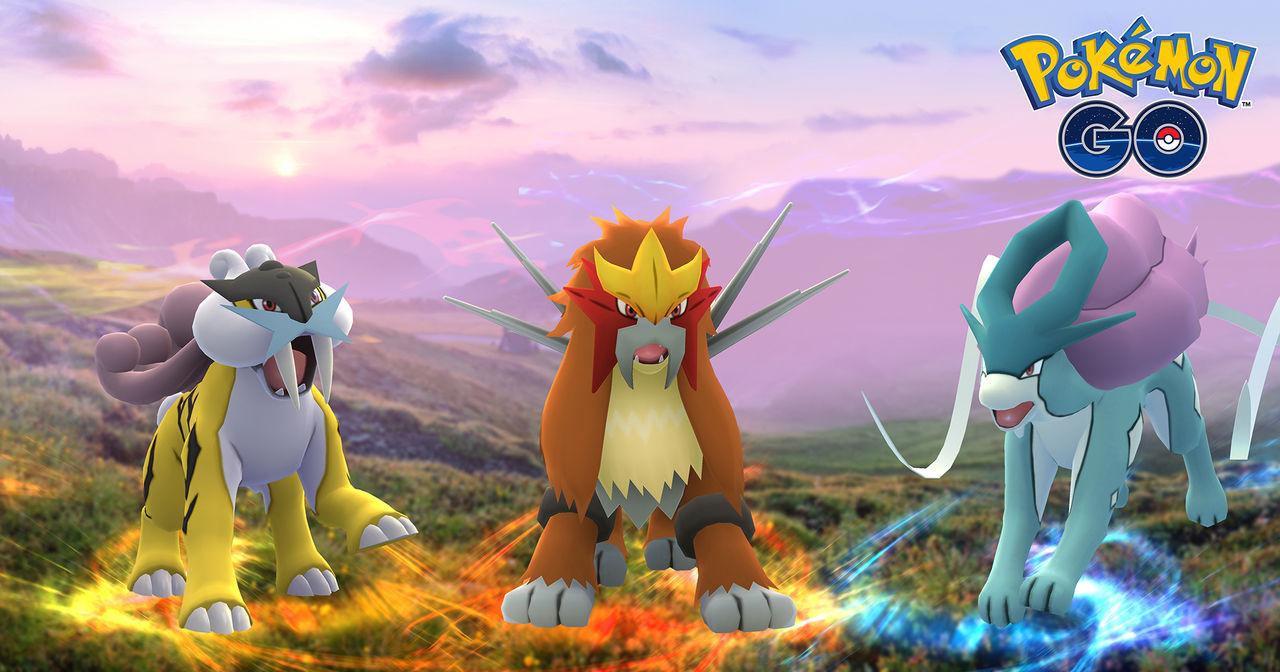 Fler legendariska Pokémons dyker upp i Pokémon Go