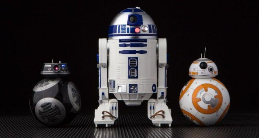 Sphero släpper nya Star Wars-robotar