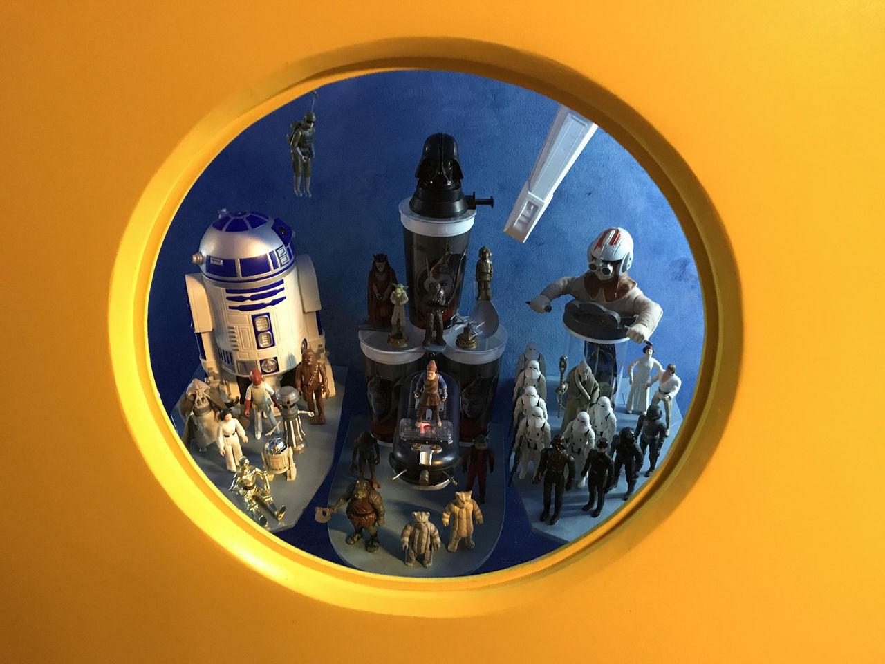 I morgon öppnar Stockholms nya leksaksmuseum