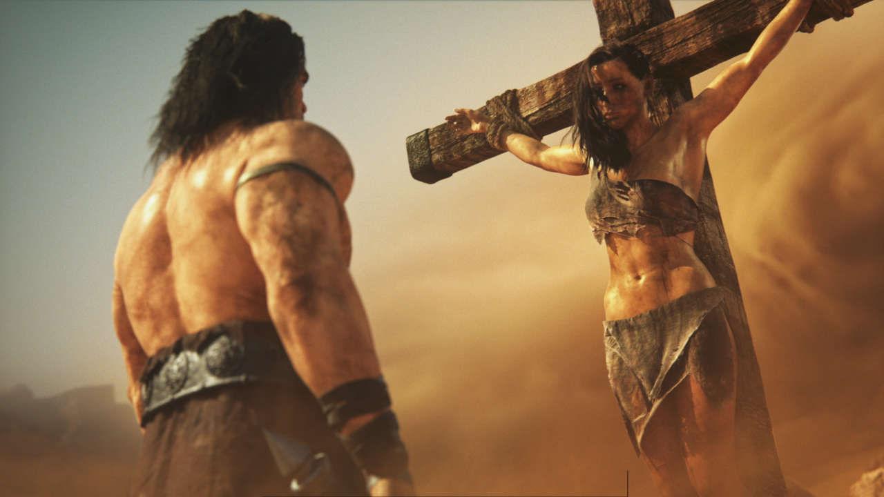 Funcom ska göra ett nytt Conan-spel