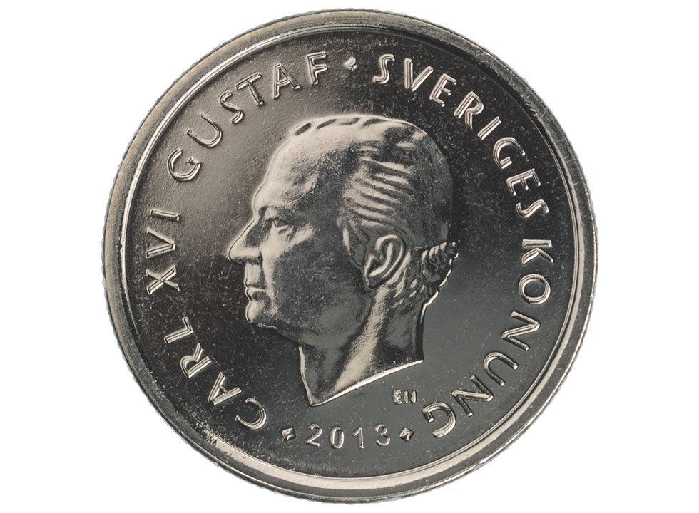 Mynt värda 1,5 miljarder kronor har inte växlats in