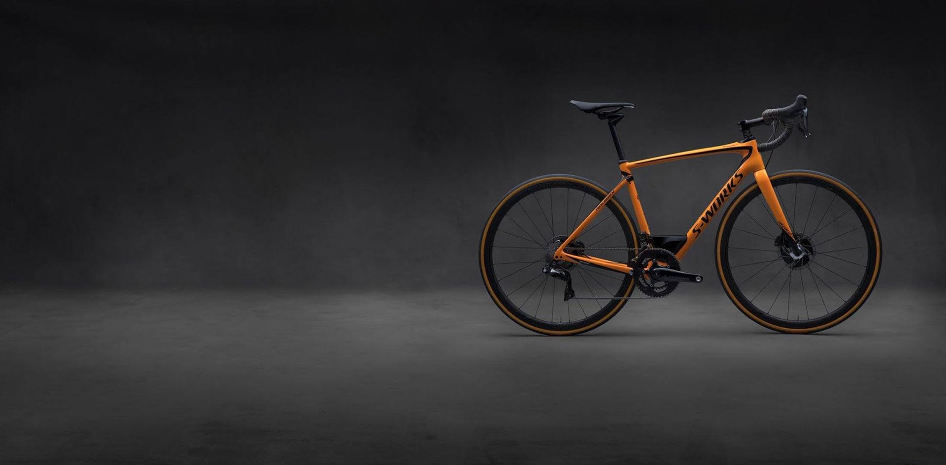Ny trampcykel från McLaren och Specialized