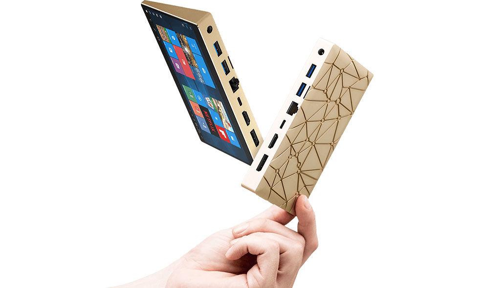 Ockel Sirius A är en minidator med inbyggd skärm