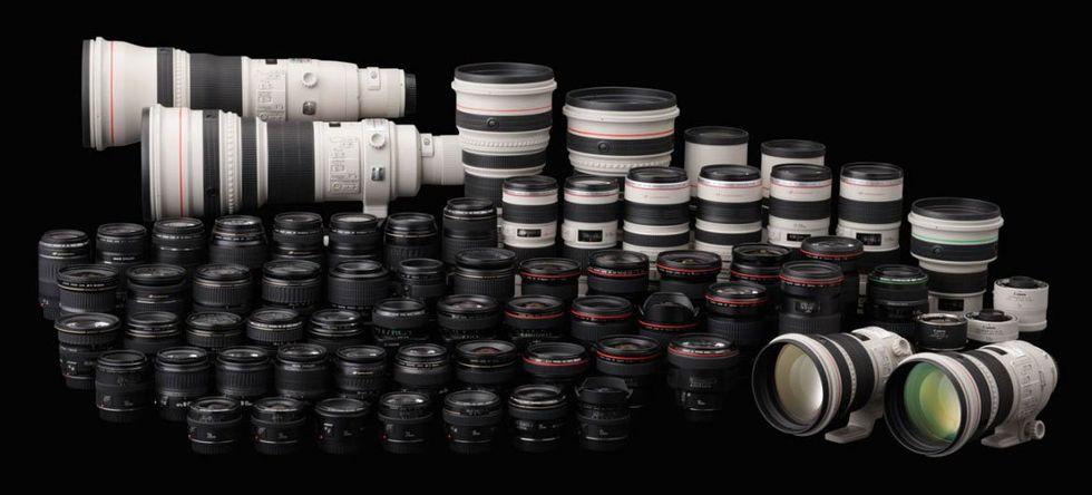 Canon satsar på ny automatiserad fabrik i Japan