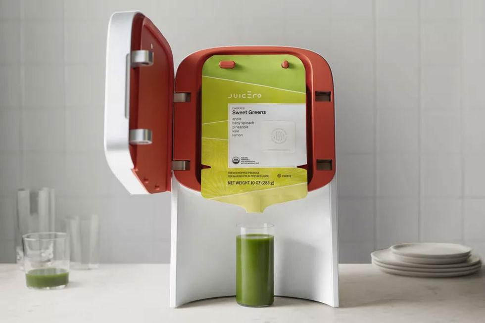 Tillverkare av smart juicepress lägger ner