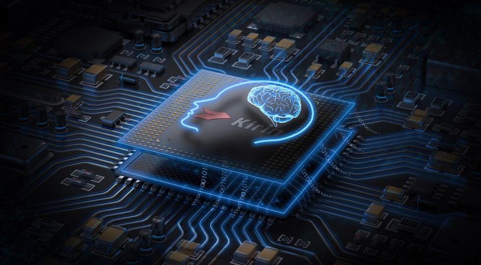 Huaweis Kirin 970 är avsett för AI på mobiler