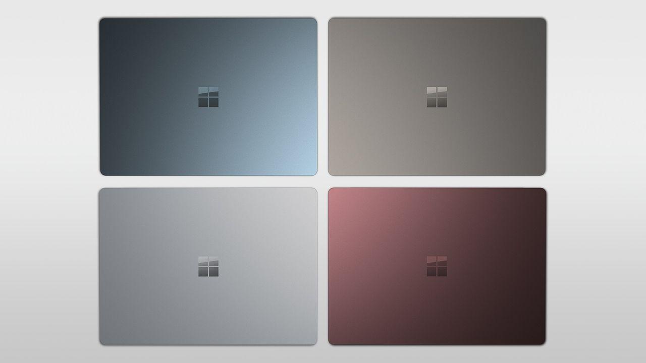 f704290e3c86 Microsoft släpper Surface Laptop i fler färger utanför USA. Blått ...