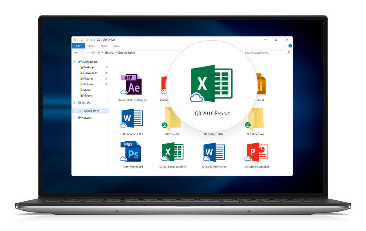 Google stänger ner Google Drive till macOS och Windows
