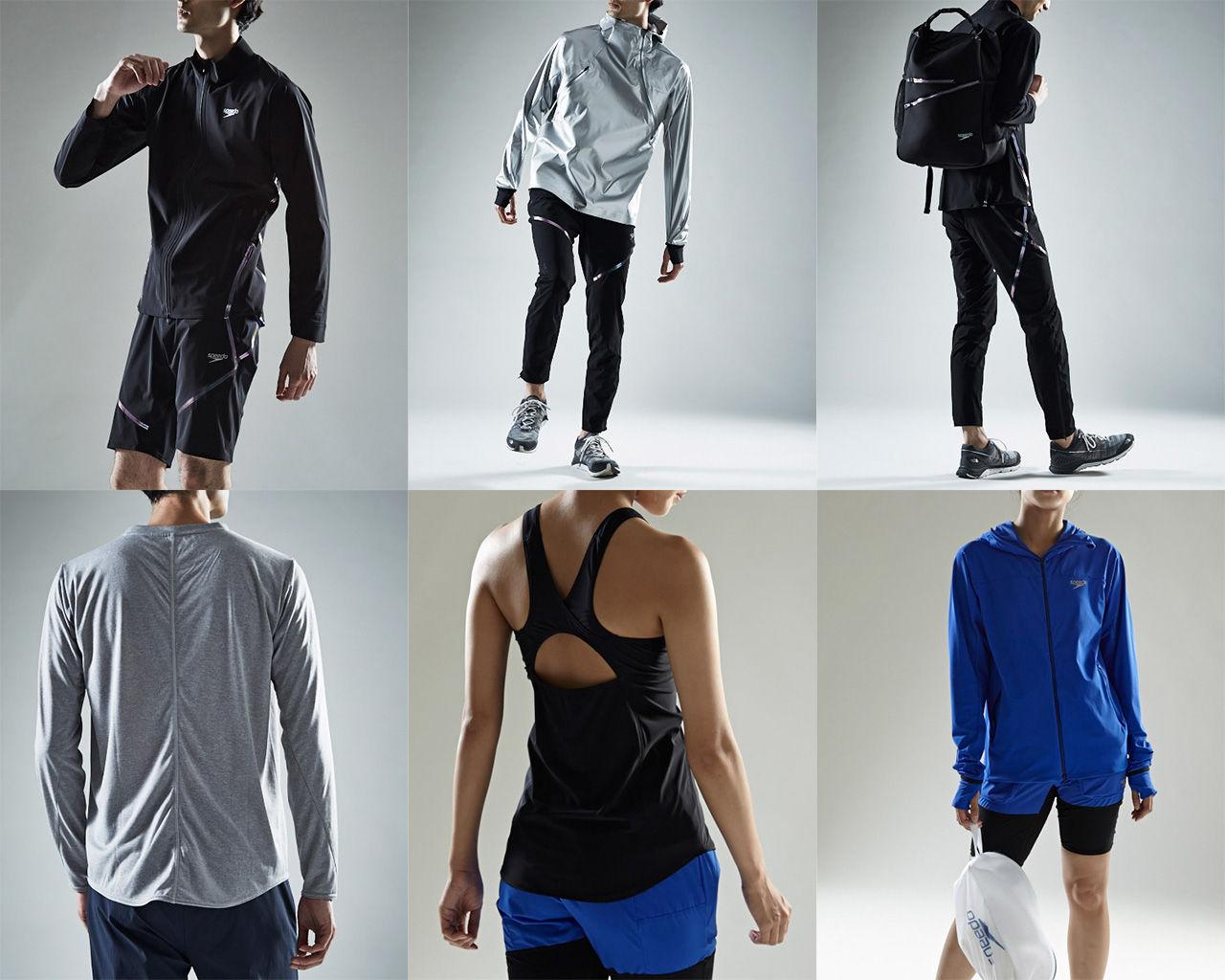 Speedo lanserar kollektion med träningskläder
