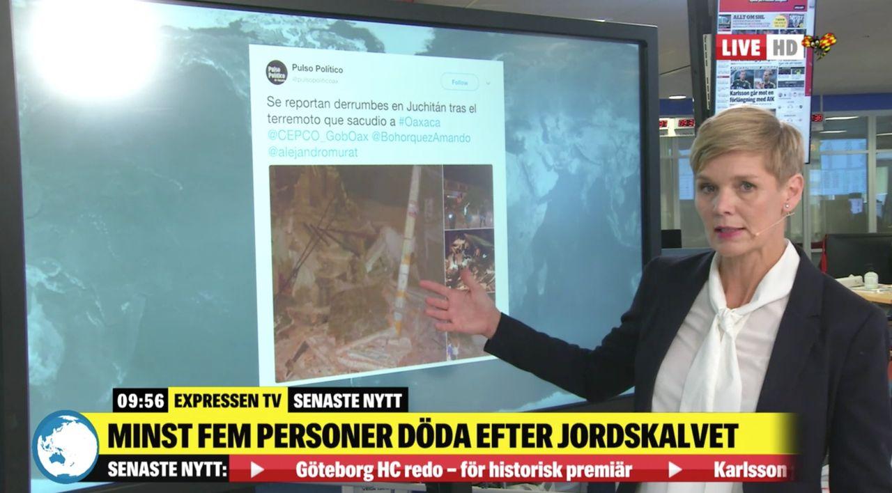 Com Hem sänder Expressen TV